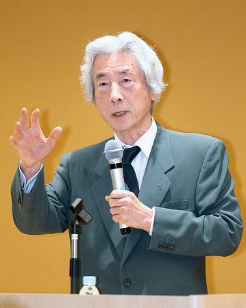 小泉純一郎元首相を野党統一候補に=小沢一郎氏が打診