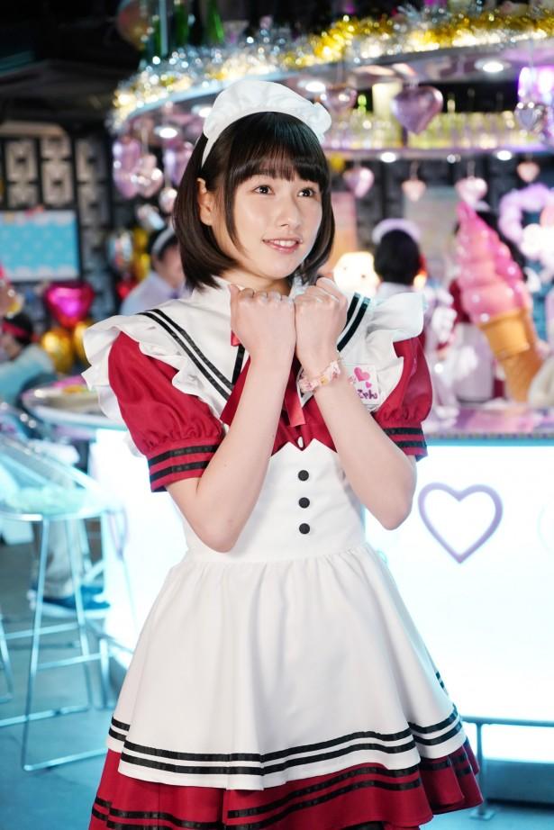 桜井日奈子さんのコスチューム