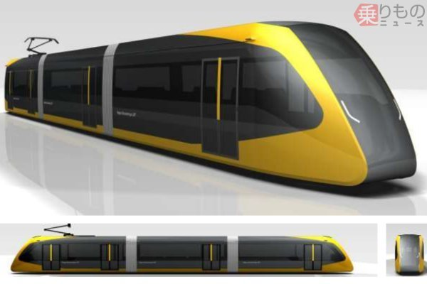 新路線「芳賀・宇都宮LRT」車両が着々と製造中 2022年開業予定