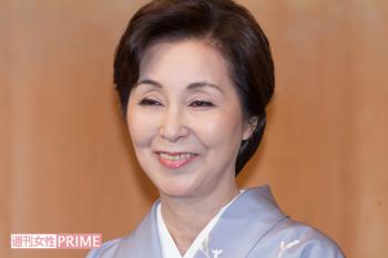 野際陽子、テレビ朝日の昼ドラマ『やすらぎの郷』に出演中