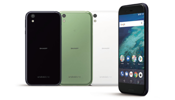 Android One初のFeliCa対応スマホ、電池持ち4日間の「X1」